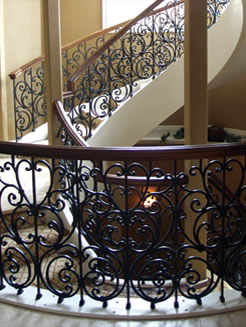 Residential Railings